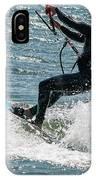 Kite Surfing IPhone Case