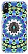 Kite Tiles Mandala IPhone Case