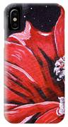 Kitty Flower IPhone Case