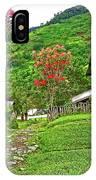 Kiwi Village Of Papua IPhone Case