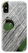 Knothole IPhone Case