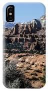 Kodachrome Basin Panorama IPhone Case
