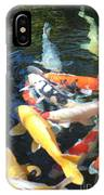 Koi Fish 2 IPhone Case
