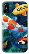 Koi Group IPhone Case