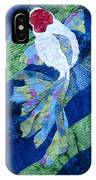 Koi Serenity IPhone Case