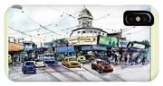 Kolkata Street IPhone Case