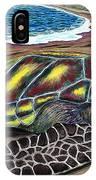 Kona Turtle IPhone Case