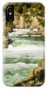 Kootenai River IPhone Case