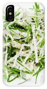 Korean Traditional Fresh Vegetable Salad IPhone Case