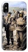 Korean War: Prisoners IPhone Case