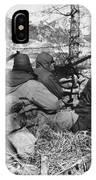 Korean War: Soldiers IPhone Case