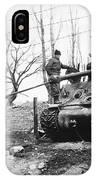 Korean War: Tank, 1951 IPhone Case