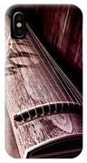 Koto - Japanese Harp IPhone Case
