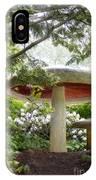 Krider Garden Mushroom IPhone Case