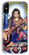 krishna - Kirtan  IPhone Case