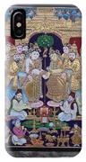 Krishna Marriage  IPhone Case