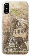 Krone IPhone Case