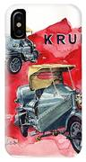 Krupp Street Sweeper IPhone Case