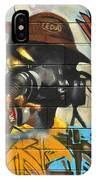 Krylon King IPhone Case