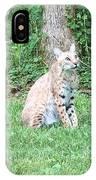 Ks Bobcat IPhone Case