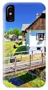 Kumrovec Picturesque Village In Zagorje Region Of Croatia IPhone Case