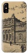 Kunsthalle IPhone Case