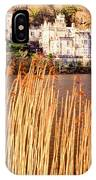 Kylemore Abbey, County Galway IPhone Case