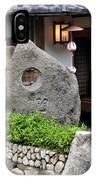 Kyoto Garden IPhone Case