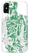 Kyrie Irving Boston Celtics Pixel Art 7 IPhone Case