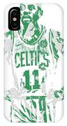 Kyrie Irving Boston Celtics Pixel Art 8 IPhone Case