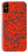 L11-0-214-255-255-41-0-3x3-3000x3000 IPhone Case