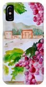 La Casa Del Vino IPhone Case