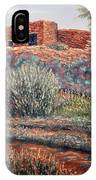 La Cueva New Mexico IPhone Case