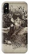 Dance,indonesian Women IPhone Case