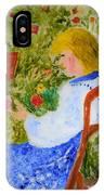 La Fleuriste IPhone Case
