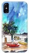 La Isleta Del Moro 07 IPhone Case
