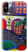 La Mansion Del Rio IPhone Case