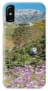 La Maroma In Spring IPhone Case