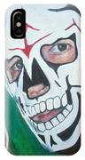 La Parka IPhone Case