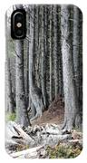 La Push Beach Trees IPhone Case