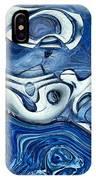 La Tempete - S02a302d IPhone Case