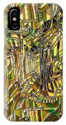 Labirinto2 IPhone Case