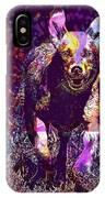 Labrador Puppy Retriever Dog Young  IPhone Case