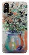 Lacy Bouquet IPhone Case