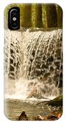 Lacy Waterfall IPhone Case