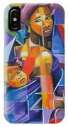 Pride Of African Woman IPhone Case