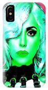 Lady Gaga IPhone Case