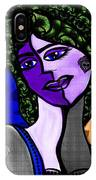 Lady Me IPhone Case