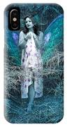 Lady Of Forest IPhone Case