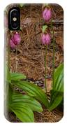 Lady Slipper Family IPhone Case